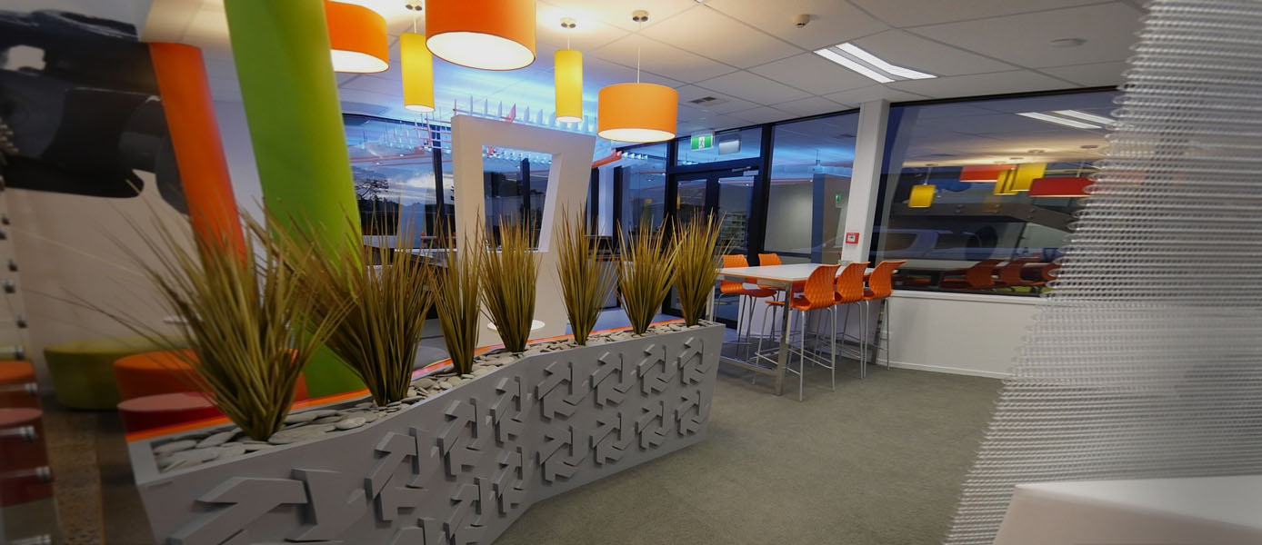 Define Design And Deliver The Most Inspirational Office Interior